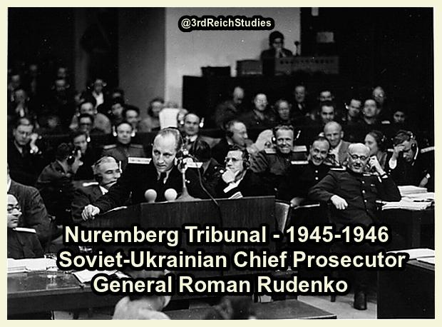 Nuremberg trials research paper